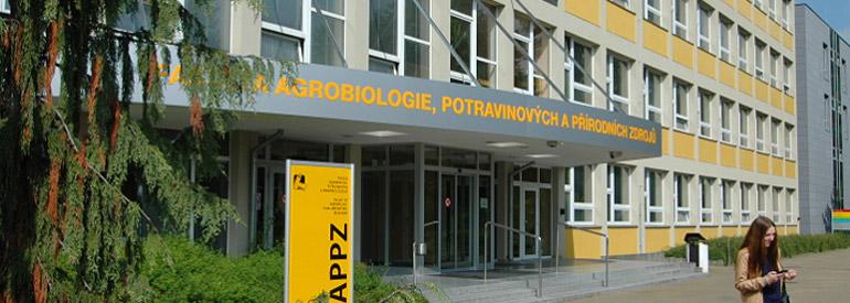 Факультет агробиологии аграрный университет в праге